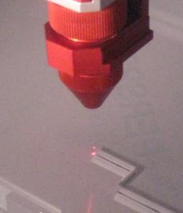 Schneiden 10mm Acryl